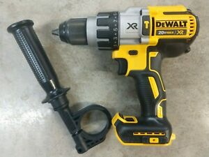 New Dewalt 20v Max Xr Cordless Brushless 1 2 Hammer Drill Model Dcd996