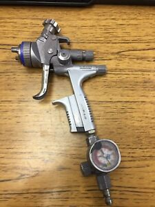 Sata Jet 5000 B Rp W Sata Pressure Gauge Spray Gun Made In Germany