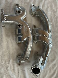68 69 Mopar Exhaust Manifold Set 2843992 2806900 383 440 Hp Magnum Dodge Charger