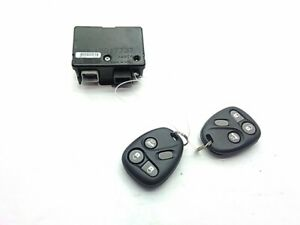 Transmitter Remote Control Door Lock Kit Entry System Fit Gm Car Alarm Astro