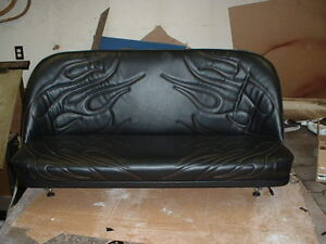 Hot Rod Rat Rod Complete Interior Bench Seat Panels carpet