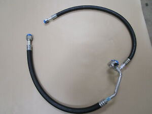 1977 Late 1978 Corvette Air Conditioning Compressor Hose Made By Goodyear
