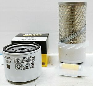 Tractor Filter Service Kit To Fit Ford New Holland 1110 1300 1510