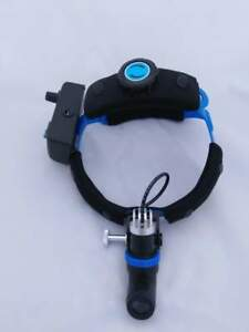 Dental Surgical 3w Headband Type Ent Led Headlight Lamp Dr jack Rechargeable