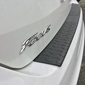 Protective Rear Bumper Molding Scratch 14 Guard For Ford Focus 2012 2018