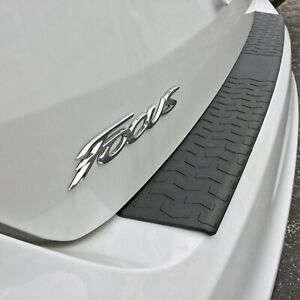 Protective Rear Bumper Molding Scratch Guard For Ford Focus 2012 2018