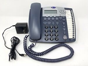 At t 974 4 line Small Business Phone Intercom Speakerphone Caller Id Att 4 Line