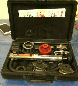 Snap On Cooling System Tester Svts272