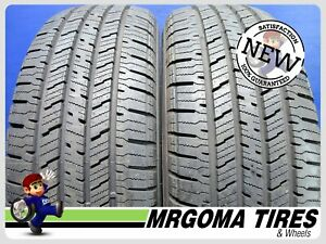 2 New 225 65 17 Hankook Dynapro Ht M s Tires Dot 2019 225 65r17 102h 2256517