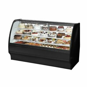 True Tgm r 77 sm sm s s 77 Refrigerated Bakery Display Case
