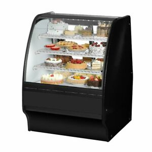 True Tgm r 36 sm sm s s 36 Refrigerated Bakery Display Case