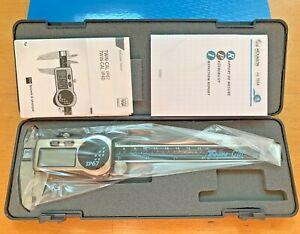 Brown Sharpe tesa 0 6 X 0005 res Twin cal Ip67 Digital Caliper Nib