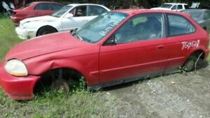 Passenger Right Tail Light Hatchback Fits 96 98 Civic 298654
