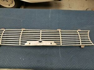 1961 Chevrolet Grille 2