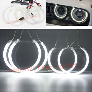 Ccfl Halo Rings For Dodge Challenger 2015 20 Headlight Angel Eyes Led Lamp Drl