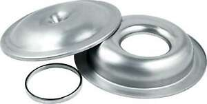 Allstar Performance All26095 Kit Air Cleaner Assembly 14 Round Drop Base