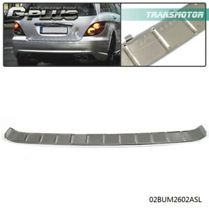 Rear Bumper Step Protection Plate For Mercedes V251 R350 R500 2518800011 Silver