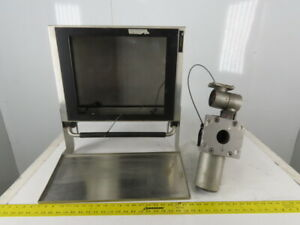 Strongarm Vertica 16x21x6 Operator Interface Stainless Steel Enclosure W arm