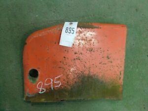 Allis chalmers 170 Tractor Cover Panel Tag 895