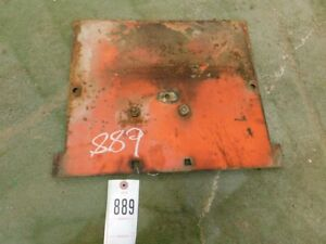 Allis chalmers 170 Tractor Steel Panel Tag 889