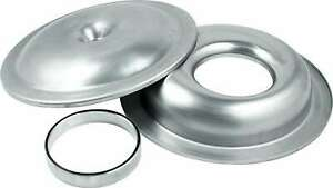Allstar Performance All26098 Kit Air Cleaner Assembly 14 Round Drop Base