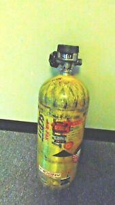 Scott 2216 Psi 30 Minute Breathing Air Pak Cylinder Air Tank Fire Rescue