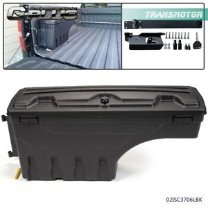 Truck Bed Storage Box Toolbox Driver Side For 02 18 Dodge Ram 1500 2500 3500