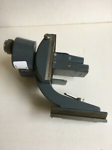 Microscope Head Bausch Lomb Stereo Dd4017 2 Objectives Included