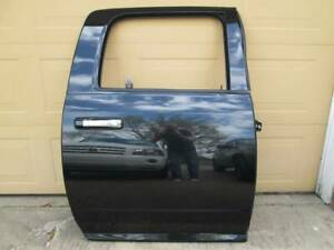 09 10 11 12 13 14 15 16 17 Dodge Ram 1500 Rear Right Passenger Door Dark Gray Oe