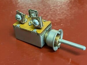 1956 Ford Convertible Top Switch Nos Sunliner Rag Top B6a 15668a