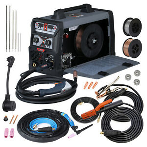 Amico Mts 205 205 Amp Mig tig stick Arc 3 in 1 Combo Welder Mig Weld Aluminum
