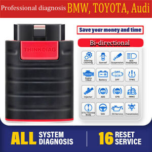 Car All System Bluetooth Obd2 Diagnostic Scanner 16 Reset For Bmw Audi Toyota Et