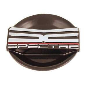 Spectre Performance Air Cleaner Nut Low Profile 20 1 4 Threads Zinc Alloy Black