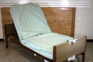 Invacare Electric Adjustable Hospital Bed Mod 5000ivc W Remote