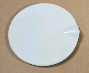 2004 2008 Chrysler Pacifica Gas Fuel Filler Door Cover Pw1 Stone White Paint Oem