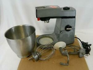 Commercial Heavy Duty Mixer By General Slicing Machine 7 Qt Bowl Model Mm 7