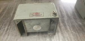 Deckel Soe Grinder Dust Exhaust Housing W fan Machine S n soe 78 4115