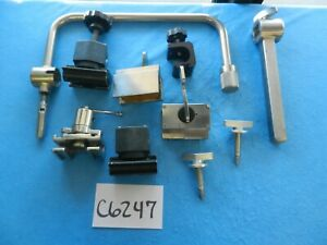 Or Surgical Table Clamps Bars