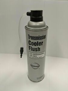 Genuine Nissan Transmission Cooler Flush 999mp am006p