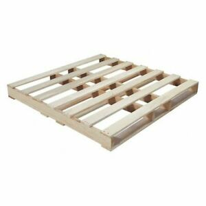 Partners Brand Cpw4848n New Wood Pallet 48x48 natural Wood pk10