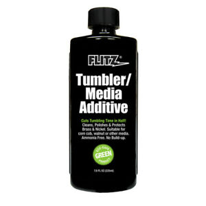 FLITZ TA 04885 TumblerMedia Additive - 7.6 oz. Bottle $17.82