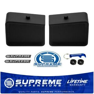 4 Inch Steel Blocks For 1999 Silverado Sierra 1500 Rear Heavy Duty Lift Kit
