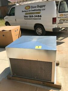 4 5 Ton Pc448lzop 3 Refrigeration Condensing Unit Low Temp Scroll 208 230 3ph