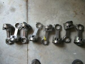 427 Bbc Sealed Power Forged 030 Over 12 5 1 Comp L2239n W High Perf Rods Bolts