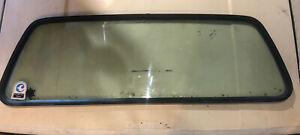 80 S Vw Rabbit Pickup Mk1 Caddy Oem Rear Glass And Seal