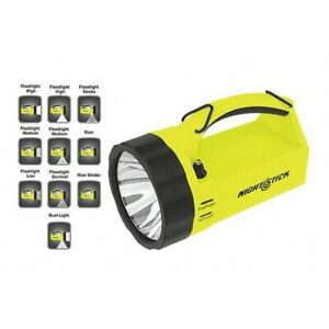 Nightstick Xpr 5580g Dual Light Lantern rechargeable green