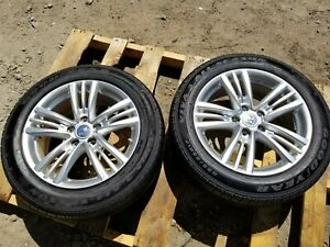 14 15 Infiniti Q40 17 Wheel Rim W Tire 225 55r17 7 32 2pcs Oem