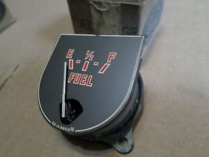 1941 1942 1946 1947 Ford Pickup Truck Nos Dash Fuel Gauge 11c 9280 Exc Face