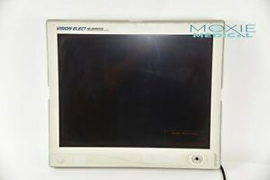 Stryker 240 030 930 Visionelect 21 Hd Endoscopy Lcd Monitor 24vdc 3 75 Amps