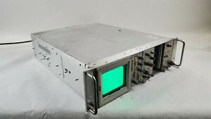 Tektronix 7633 100 Mhz Oscilloscope 7a22 Differential Amplifier 7a15a Amplifier